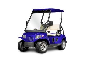 Elektrofahrzeug Tomberlin_E2 XRLE blau