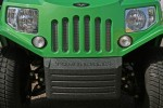 Elektrofahrzeug Tomberlin_Front-Beleuchtung Tag
