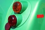Elektrofahrzeug Tomberlin_Heckbeleuchtung