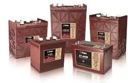 Trojan Batterien